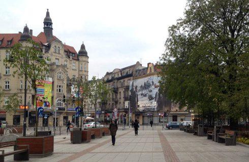 Dzień dobry Katowice. Wiosny wciąż nie widać