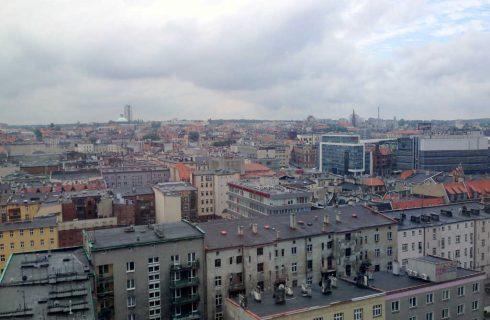 Fatalna jakość powietrza w Katowicach i regionie