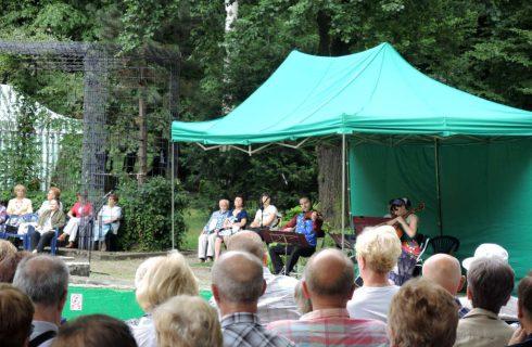 Mozart w Parku Kościuszki, czyli kolejny koncert promenadowy