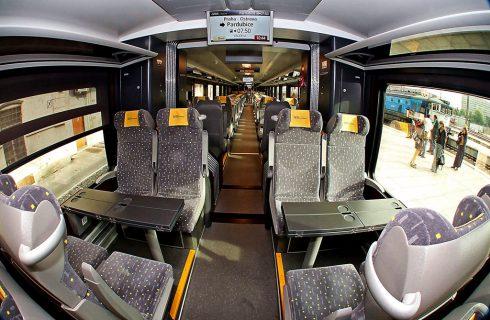 Nowe połączenie kolejowe z Pragi do Katowic