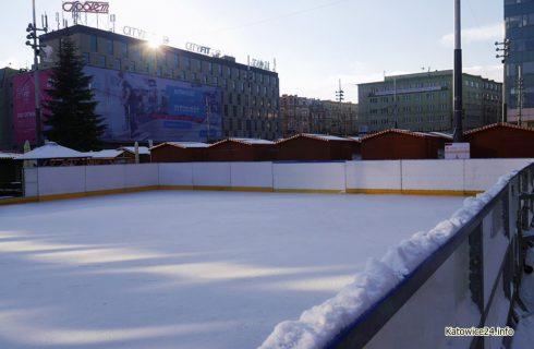 W Katowicach będzie kolejne lodowisko