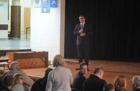 W poniedziałek spotkanie prezydenta Katowic z mieszkańcami Giszowca