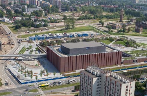 W tym roku rozpocznie się budowa osiedla przy Muzeum Śląskim