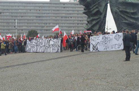 W piątek manifestacja przeciwko muzułmanom w Katowicach