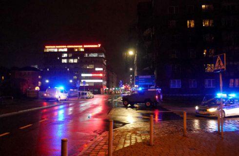 Niewybuchy w centrum Katowic. Ruch w części śródmieścia został zablokowany [AKTUALIZACJA]