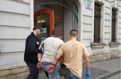 Atak nożownika w Szopienicach