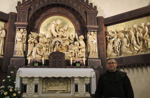 Korniki zniszczyły ołtarz w Bazylice Franciszkanów w Panewnikach