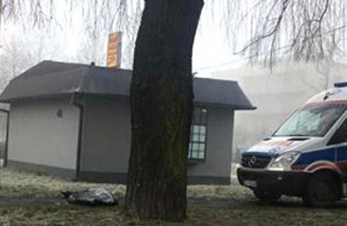 Śmierć kobiety na ulicy w Katowicach