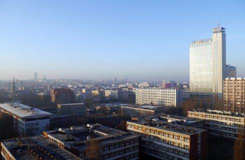 Dzień dobry Katowice. Będzie mocno wiało