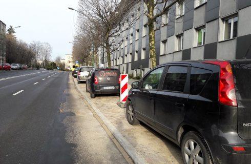 Dzień dobry Katowice. W Koszutce powstał niewielki parking