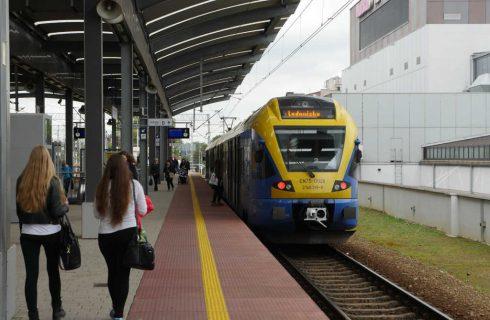 Dwa dni bezpłatnych przejazdów pociągami Kolei Śląskich