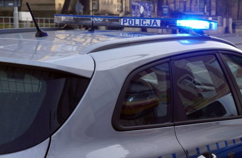 Policja szuka świadków wypadku w Piotrowicach