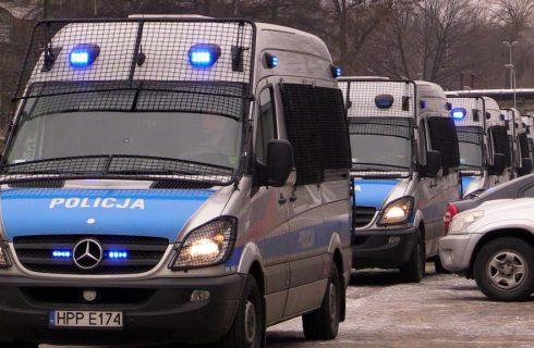 Przestępstw w Katowicach coraz mniej, ale rośnie liczba kradzionych samochodów