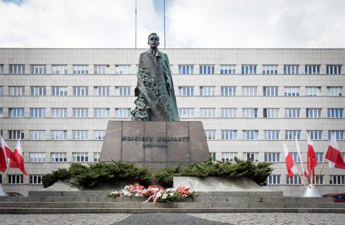 Metropolia wyda 100 tys. zł na pomnik w Warszawie. Wkrótce konkurs na projekt
