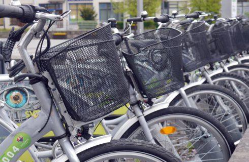 Zbliża się sezon rowerowy w Katowicach. Będzie więcej stacji roweru miejskiego
