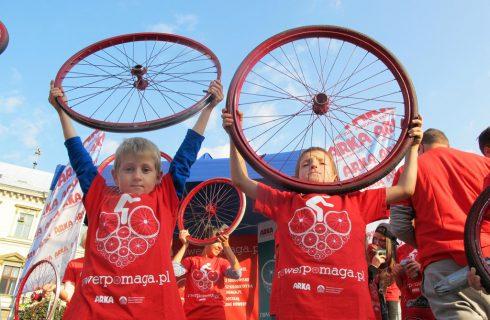 Dzień dobry Katowice. Dzisiaj rozpoczyna się rowerowa akcja charytatywna