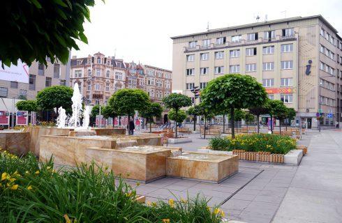 Dzień dobry Katowice. Blisko centrum miasta powstanie park
