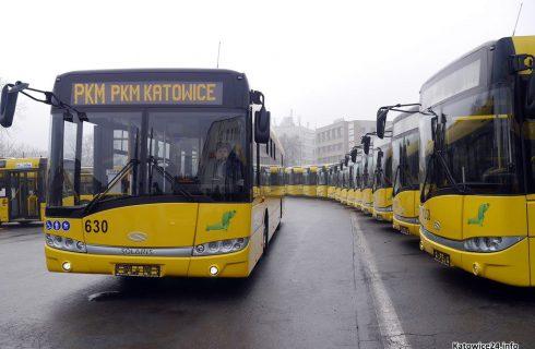 Solarisy zamiast Ikarusów i Jelczy. PKM Katowice wymienia autobusy