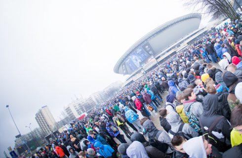 Spodek to raj dla graczy. ESL One i Intel Extreme Masters w Katowicach