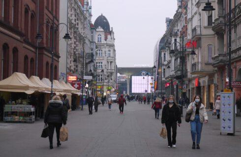 Dzień dobry Katowice. Dzisiaj będzie dużo chłodniej