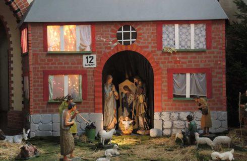 Bóg narodził się w kamienicy przy ul.Barbary
