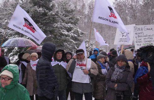 Mieszkańcy bronią szpitala w Murckach