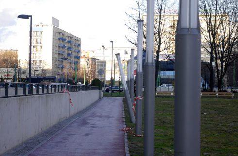 Latarnia się zapadła, ale miasto nie chce jej naprawić