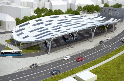 Budowa dworca przy Sądowej coraz bliżej