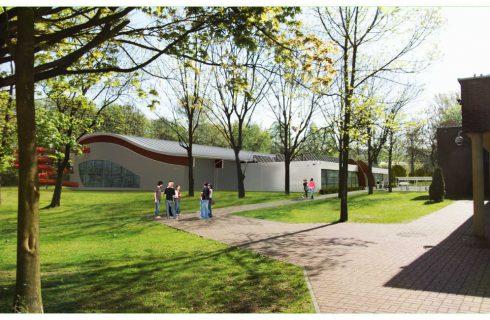 Rozpoczęła się budowa trzeciego basenu w Katowicach. Będą gabinety rehabilitacyjne i basen zewnętrzny z plażą