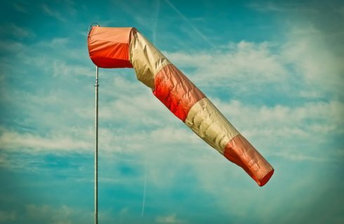 Uwaga na silny wiatr