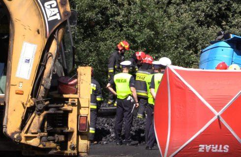 Tragiczny wypadek przy zjeździe na Kostuchnę