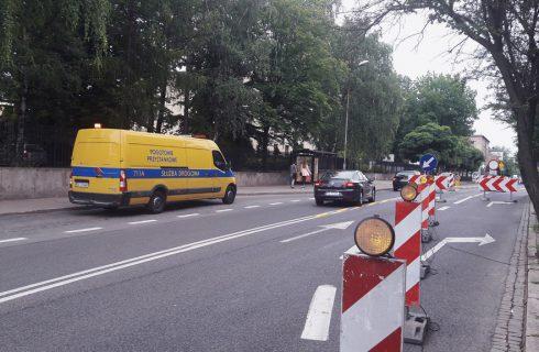 Rusza budowa ronda w centrum Katowic. Będą utrudnienia