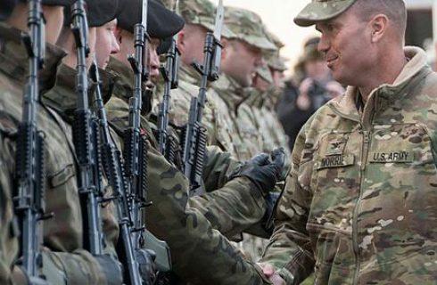 W Katowicach odbędzie się piknik wojskowy z okazji przyjazdu amerykańskich żołnierzy