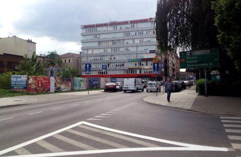 Śmiertelne potrącenie w centrum Katowic